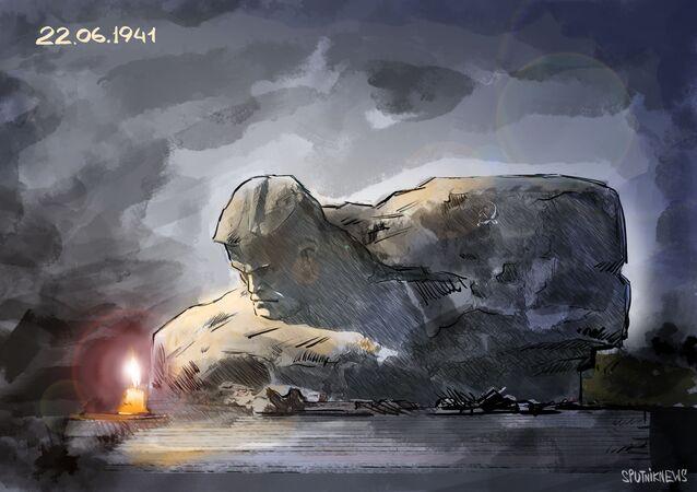 22 de junho de 1941: em memória aos heróis da Grande Guerra pela Pátria