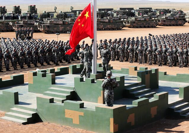 Soldados do Exército de Libertação Popular