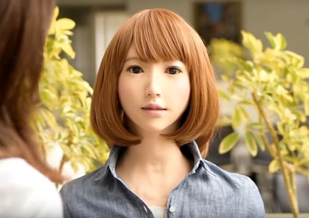 Robô Erica