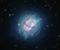 Nebulosa planetária jovem NGC 7027, localizada perto da constelação de Cisne