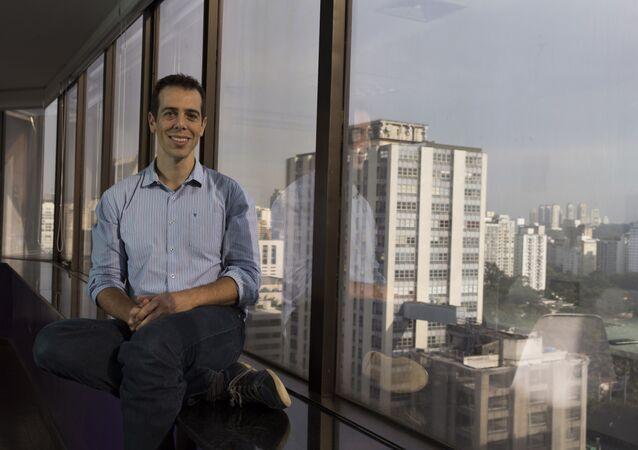 Renato Feder, sócio da fabricante de eletrônicos Multilaser e secretário de Educação do Paraná (arquivo)