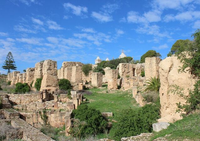 Cartago, município em Tunis, na Tunísia (foto referencial)