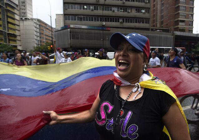 Oposição venezuelana