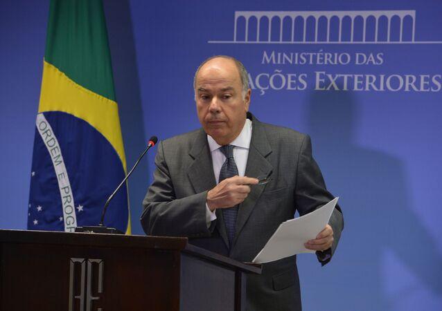 Ministro das Relações Exteriores do Brasil, Mauro Vieira