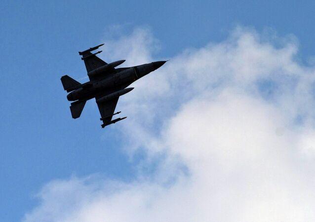 Jato da Força Aérea da Turquia (arquivo)