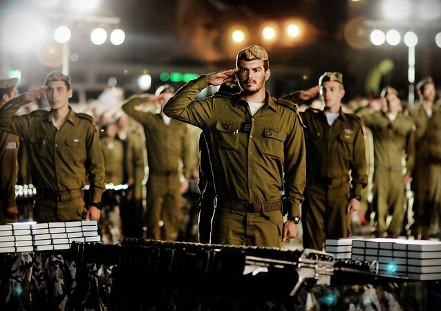 Exército de Israel (imagem de arquivo)