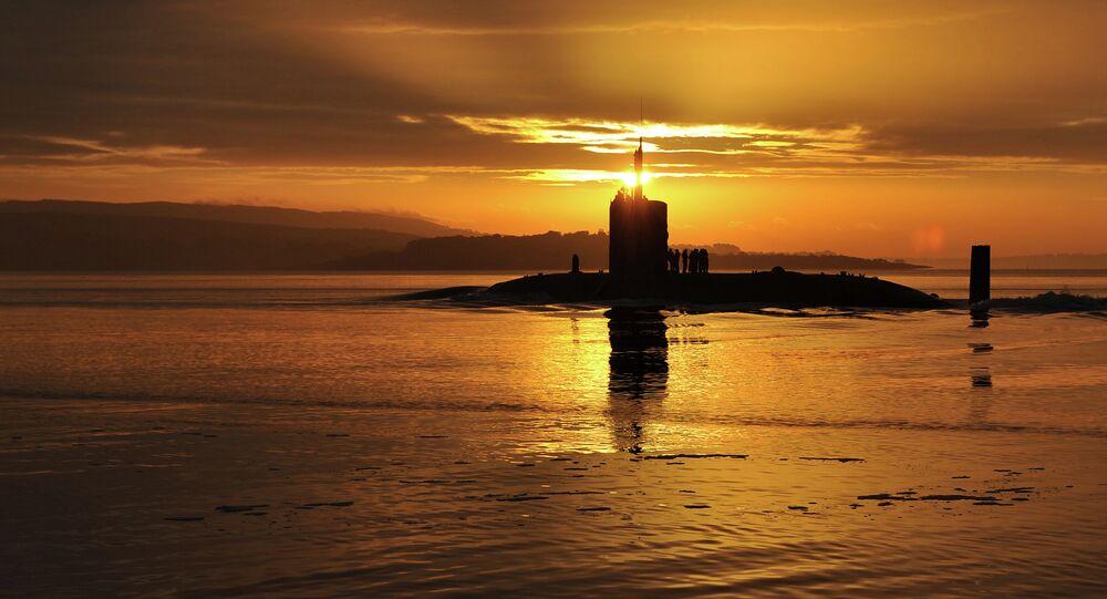 Um submarino (imagem ilustrativa)