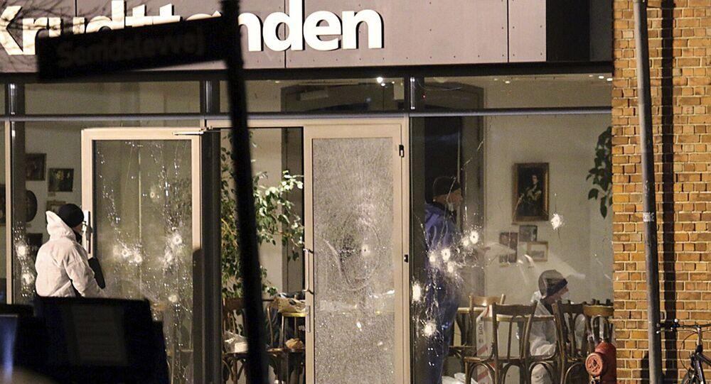 Cafe Krudtenden