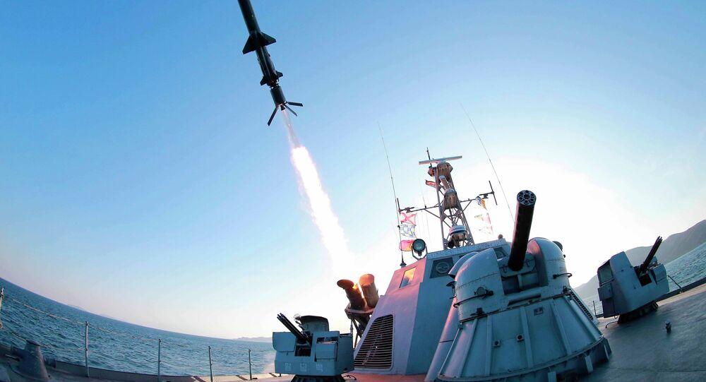 Equipamento militar da Coreia do Norte