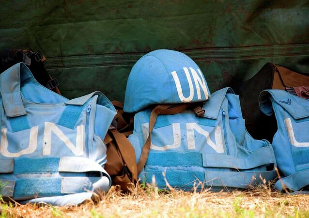 Forças de manutenção da paz das Nações Unidas