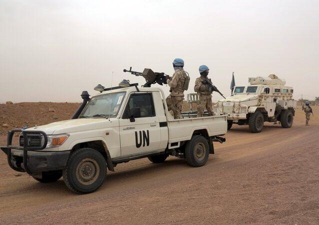 Forças de paz da ONU no Mali (MINUSMA)