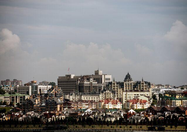 Kazan. Foto de arquivo