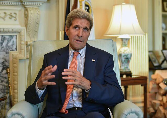 John Kerry, secretário de Estado dos EUA