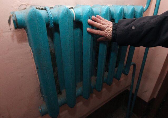 Ucranianos irão ter frio no inverno