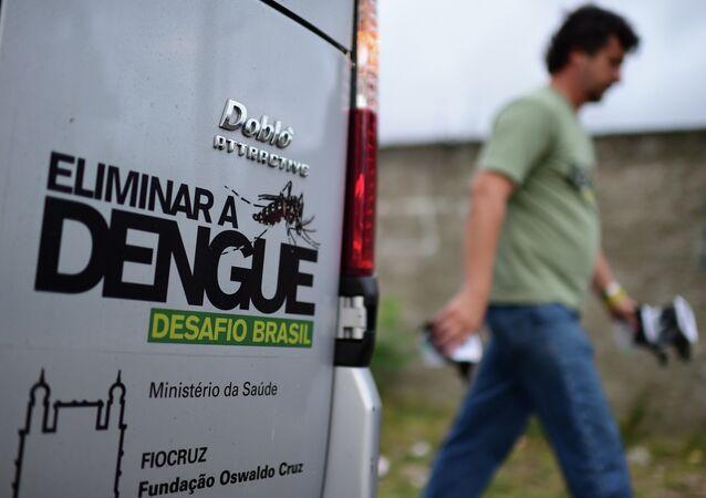 Campanha de combate à dengue