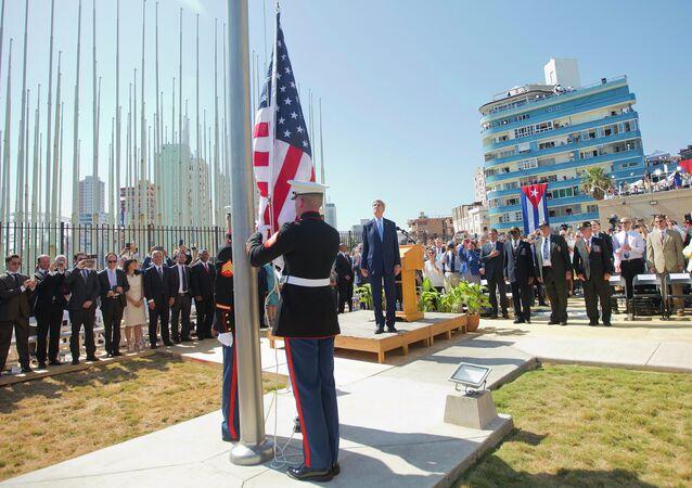 Embaixada dos EUA em Havana,Cuba