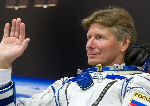 Cosmonauta russo Gennady Padalka