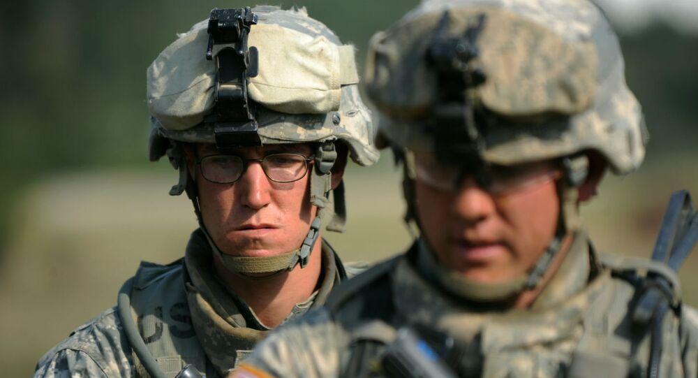 Militares norte-americanos