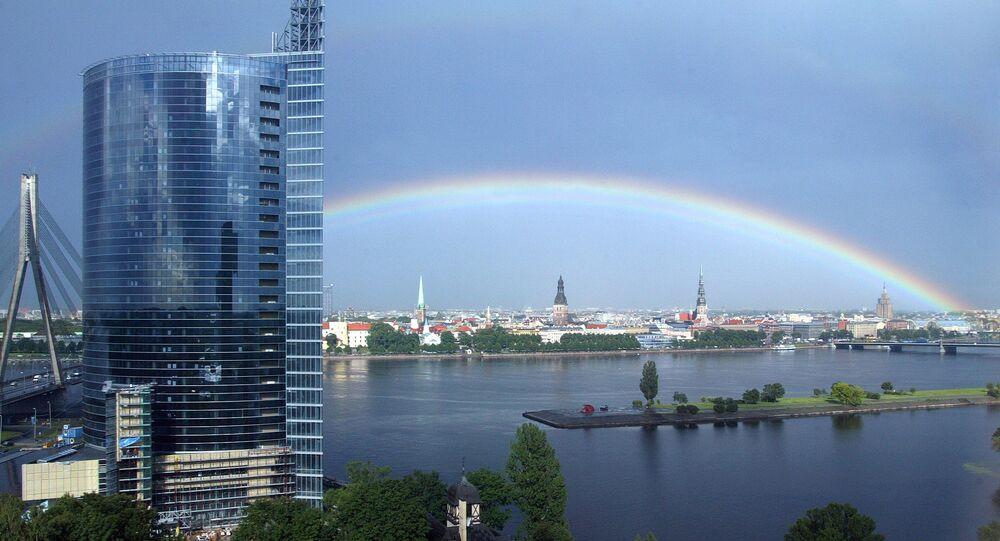 Riga, capital da Letônia
