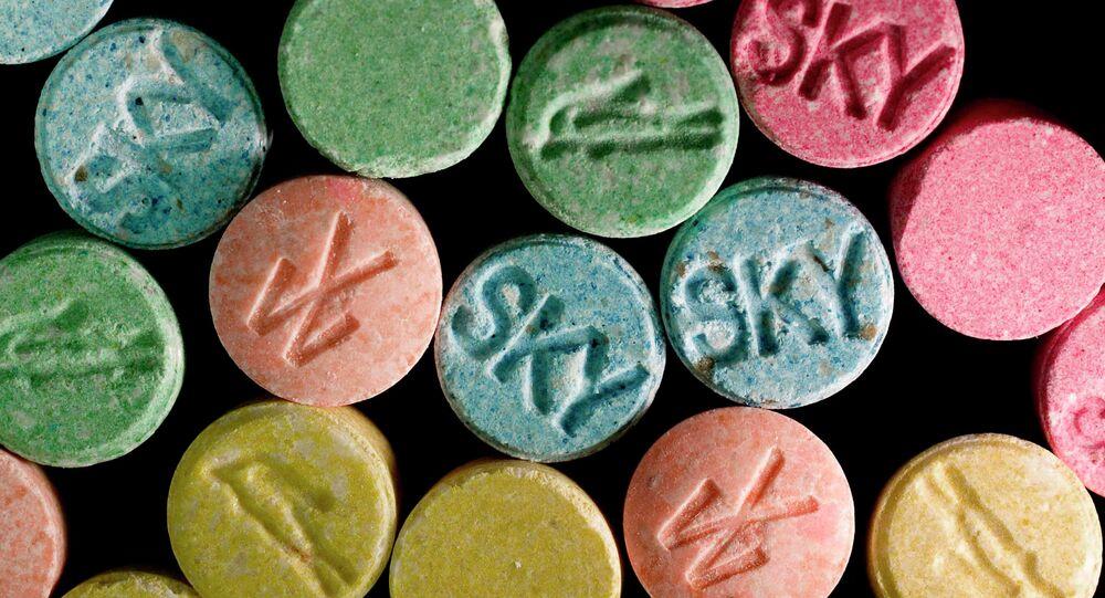 Preço do ecstasy na Nova Zelândia é um dos maiores do mundo