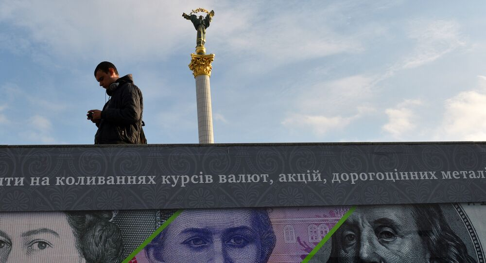 Situação econômica na Ucrânia