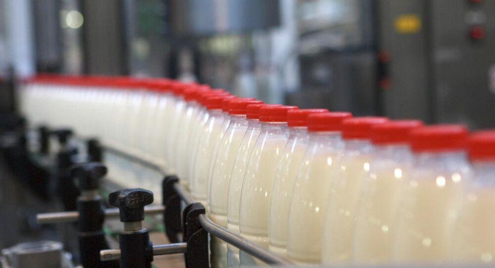 China deve importar cerca de US$45 milhões por ano de produtos lácteos brasileiros