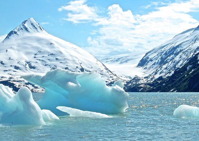 Alasca, Estados Unidos (arquivo)