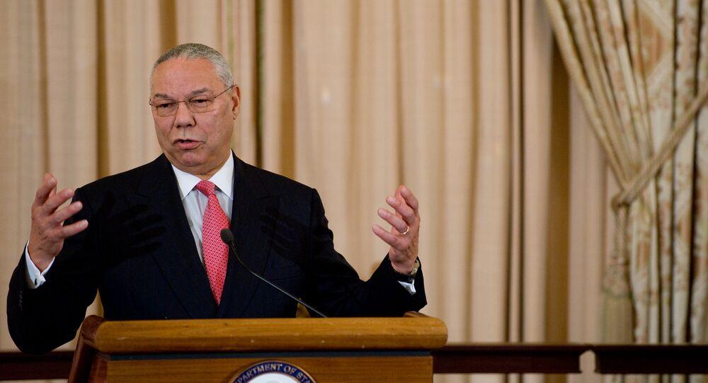 Colin Powell, ex-secretário de Estado dos EUA