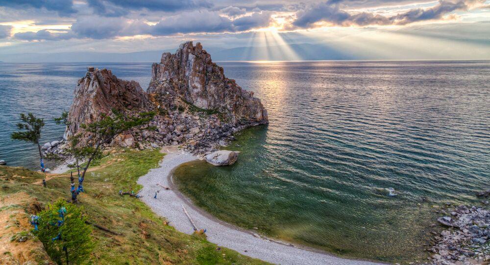 A pérola da Sibéria: fotos deslumbrantes do lago Baikal