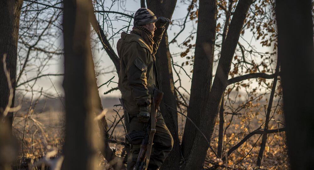Situação na região de Lugansk