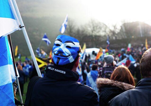 referendo sobre a independência escocesa, Reino Unido