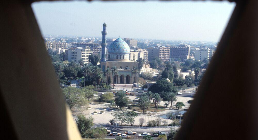Bagdá, Iraque