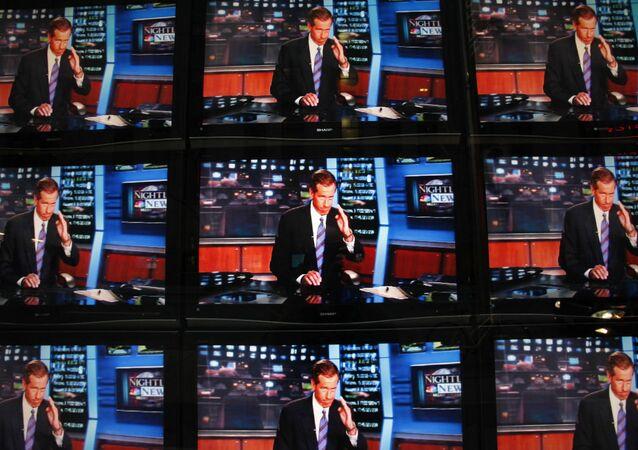 O apresentador Brian Williams ficou seis meses suspensos por exagerar nos relatos de suas aventuras no Iraque.
