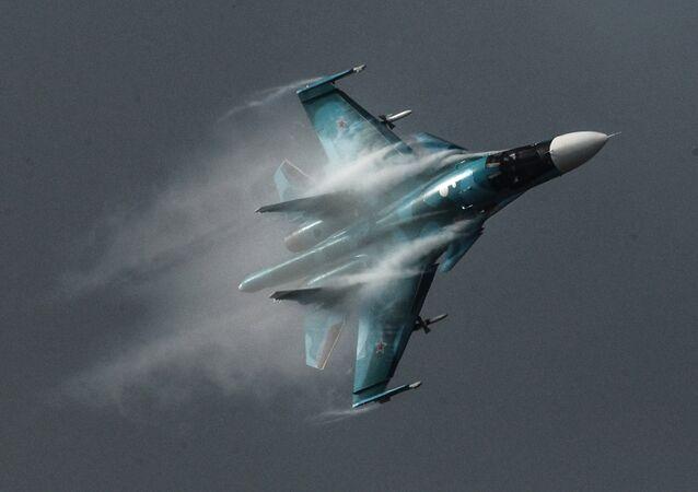 Caça Su-34