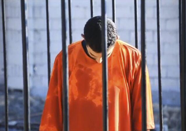 Refém do Estado Islâmico