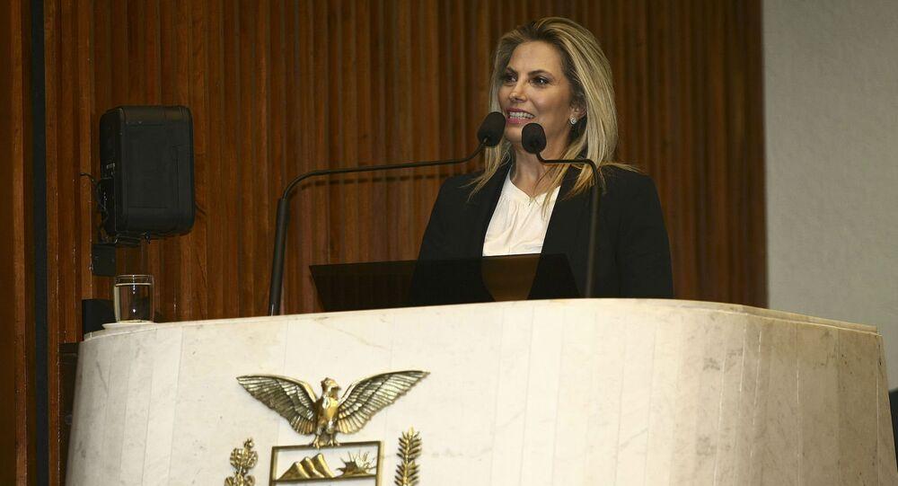 Cida Borghetti, vice-governadora do Paraná.