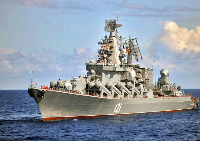 Cruzador Moskva