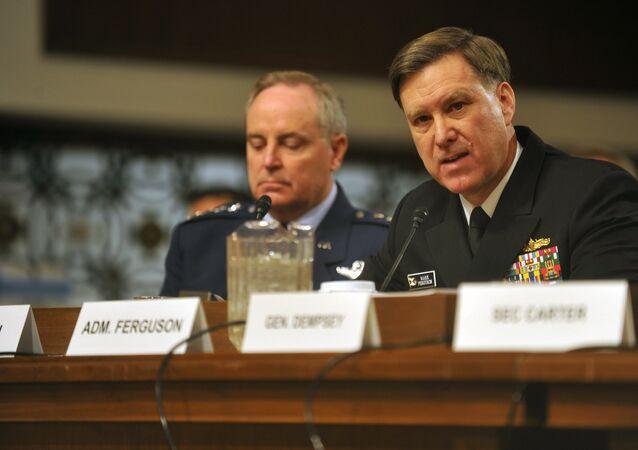 Almirante Mark Ferguson
