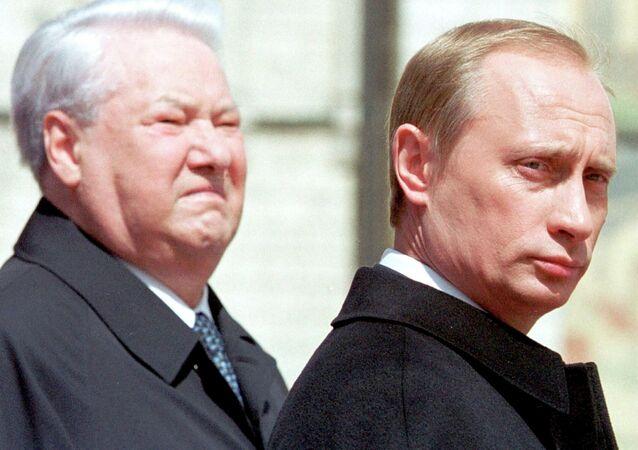 Antônio Paim destacou que o processo de privatização na Rússia teve início no governo de Boris Yeltsin, mas foi aprimorado por Vladimir Putin e Dmitri Medvedev