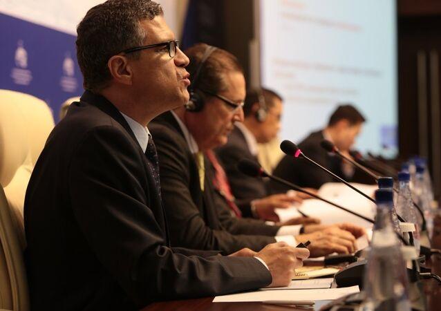 Diretor da Apex-Brasil na Rússia, Almir Ribeiro Américo