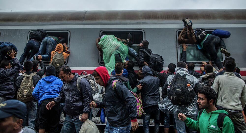 Migrantes e refugiados