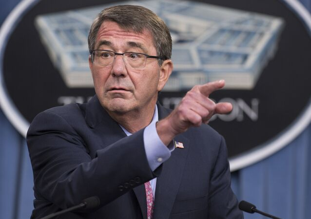 Líder do Pentágono, Ashton Carter