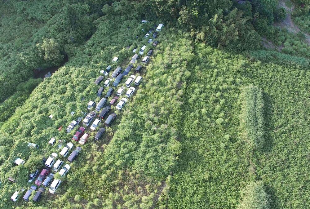 Cidade fantasma de Fukushima: 4 anos após a catástrofe nuclear