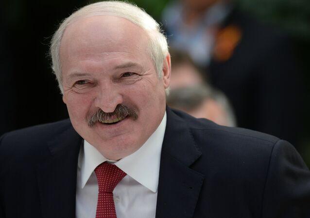 Aleksander Lukashenko, presidente da Bielorrússia