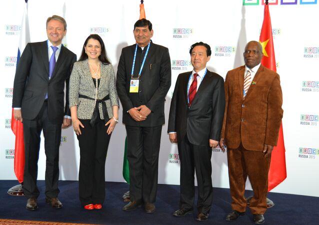 Quinto encontro dos ministros da Agricultura dos BRICS