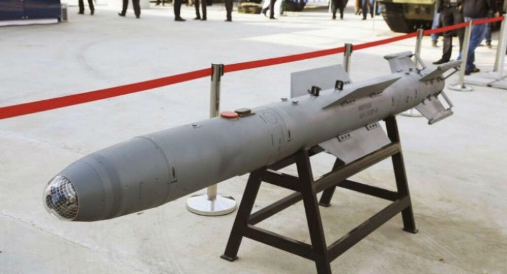 Bomba guiada KAB-250.