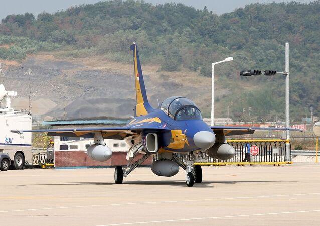 Jato  KAI T-50 Golden Eagle