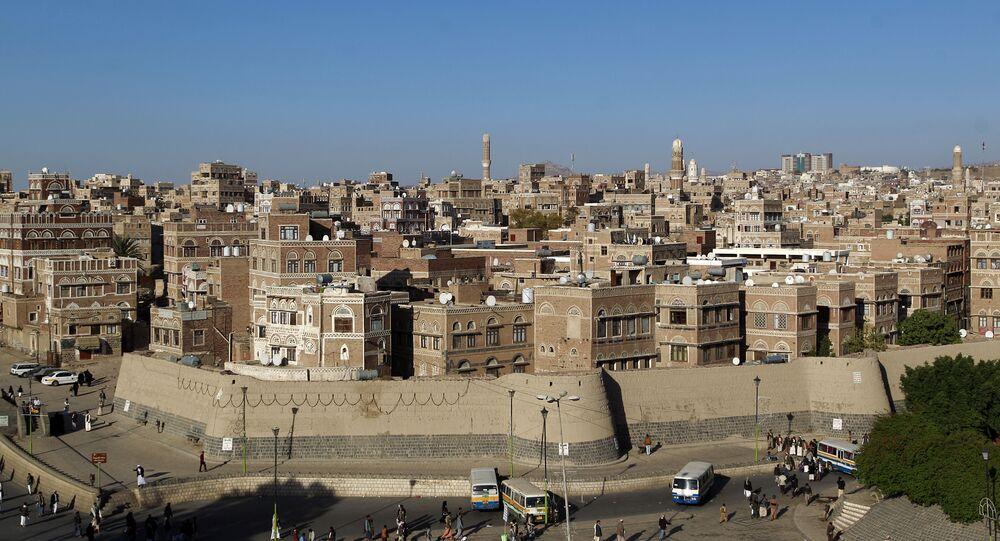 Capital do Iêmen, Sanaa
