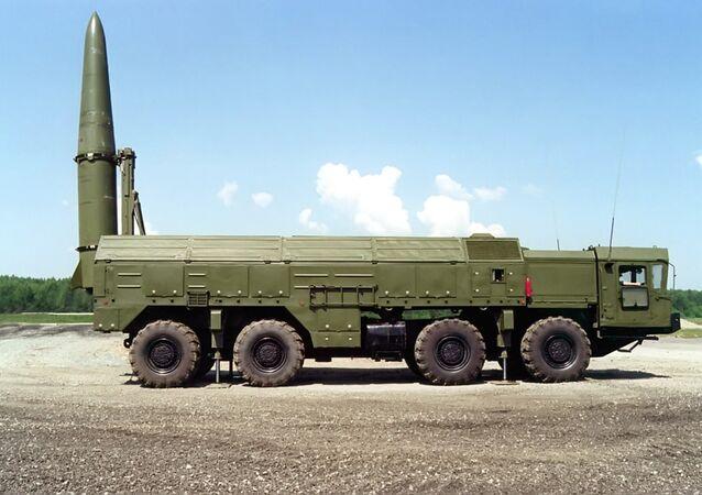 Sistema de mísseis táticos Iskander