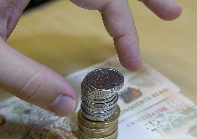 Reais e centavos